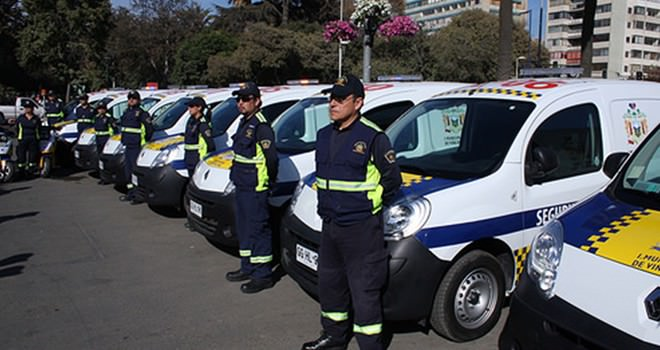 Dirección de Seguridad, Fiscalización y Ordenamiento Comunal - Seguridad Ciudadana