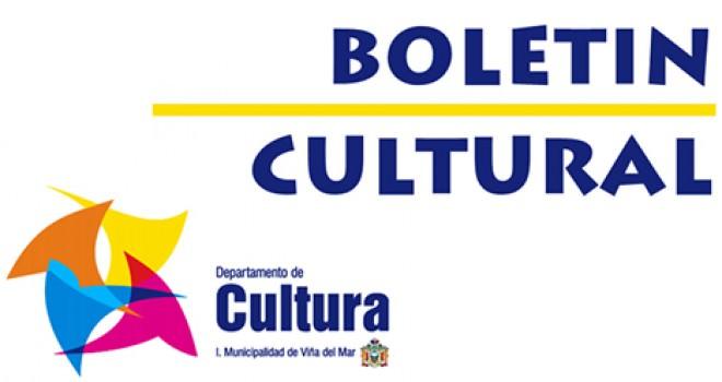 Boletín Departamento de Cultura