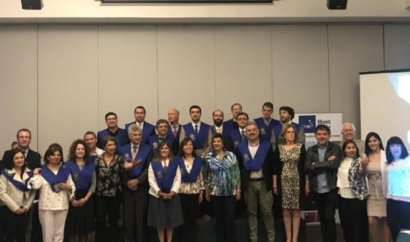 Viña del Mar cuenta con 22 nuevos embajadores para fomentar el turismo de congresos y reuniones