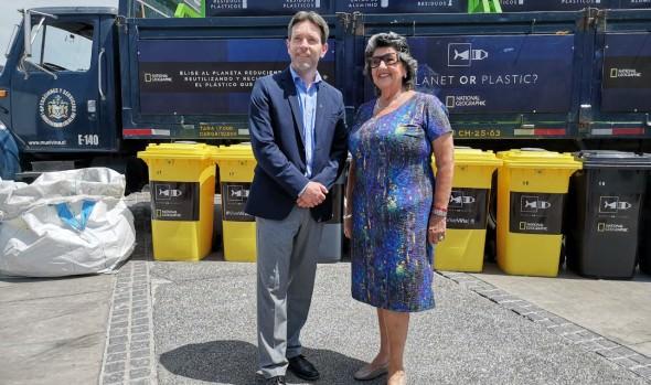 Viña del Mar y National Geographic trabajarán juntos por el medio ambiente