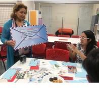 Talleres de carta y filatelia de Correos de Chile se realizan gratis esta semana en el Palacio Rioja