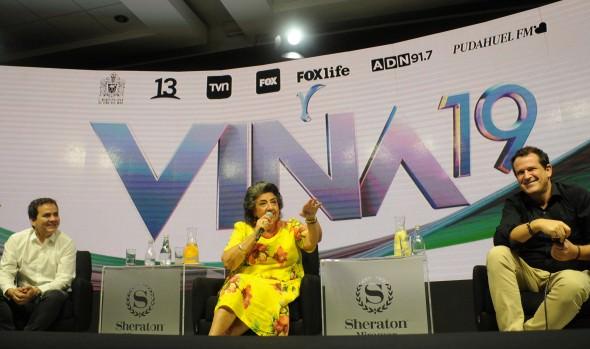 Positivo balance del 60º Festival Internacional de la Canción de Viña del Mar realizaron organizadores