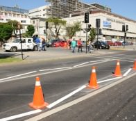 Municipio implementa medidas preventivas para reducir riesgos de accidentes en  cruce de Hospital  Fricke