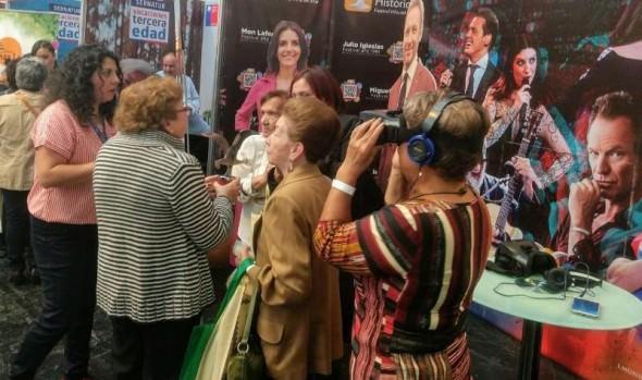 Viña del Mar tuvo destacada participación en Feria nacional sobre turismo para la tercera edad