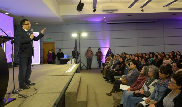 En Viña del Mar realizó seminario de marketing digital para emprendedoras
