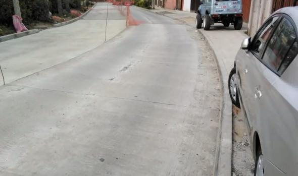Este miércoles se habilitó al tránsito vehicular bajada Bustos en Recreo