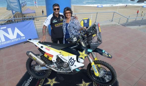 Vice Campeón del Dakar 2020, Pablo Quintanilla compartió su experiencia en Viña del Mar