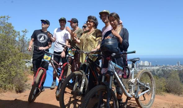 Viña del Mar recibe torneo de descenso clásico de Mountain Bike 2020