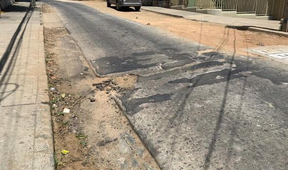 Municipio de Viña del Mar mejorará circuito vial de calle Traslaviña y Etchevers Alto