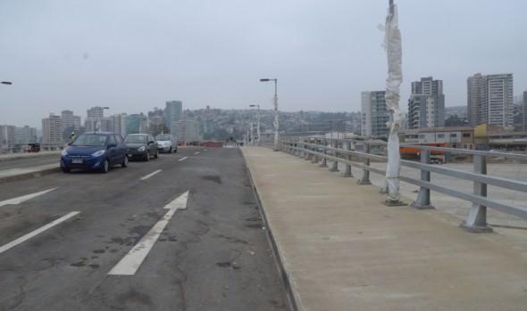 Puente Los Castaños espera recepción para entrar en operaciones en los próximos días