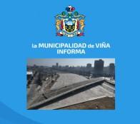 Flujo vehicular Puente los Castaños