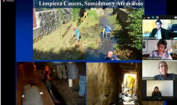 Municipio de Viña del Mar destaca labor de Plan Invierno durante intensas lluvias