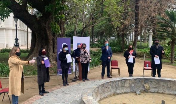 Organizaciones sociales de Viña del Mar reciben recursos del Fondo Social Presidente de la República