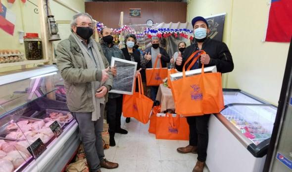 5.500 kits sanitarios entregará municipio de Viña del Mar al comercio detallista establecido
