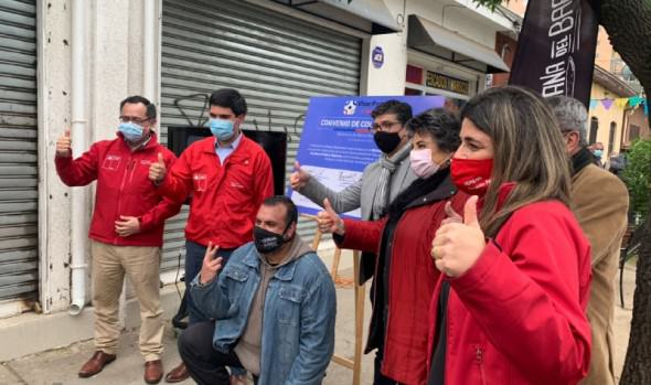 En Viña del Mar lanzan visor territorial de pymes para apoyar difusión y venta de emprendedores