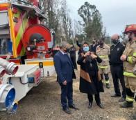 Cuerpo de Bomberos de Viña del Mar mejora infraestructura y equipamiento para atender emergencias