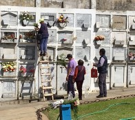 Cementerio Santa Inés abrirá sus puertas en forma parcial con sistema de turnos