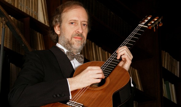 Municipio de Viña del Mar invita a concierto de Luis Orlandini, con viaje musical al origen de los conciertos para guitarra