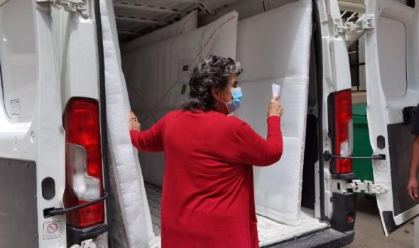 Inician habilitación de Palacio Vergara con retorno de obras de arte del Museo de Bellas Artes
