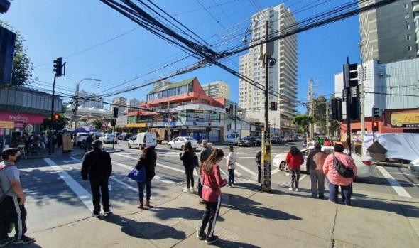 Municipio de Viña del Mar habilita nuevo cruce estilo Tokio