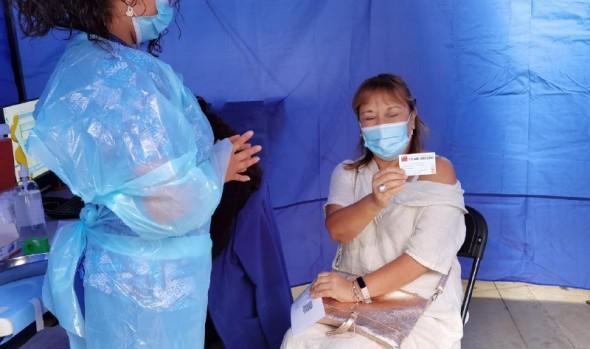 Estadio Sausalito será centro de vacunación exclusiva para docentes y trabajadores de la educación escolar y preescolar