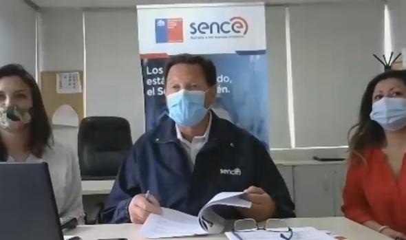 Municipio de Viña del Mar y SENCE firman convenio de colaboración para potenciar intermediación laboral