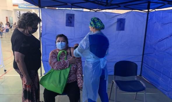 Viña de Mar suma nuevo punto de vacunación contra Covid-19