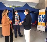 Nuevo punto de vacunación anti-influenza se habilita en Viña del Mar