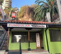 Funicular Villanelo de Viña del Mar reinició sus operaciones