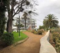 Diseño participativo definirá futuro de plaza turística Mirador de Viña del Mar