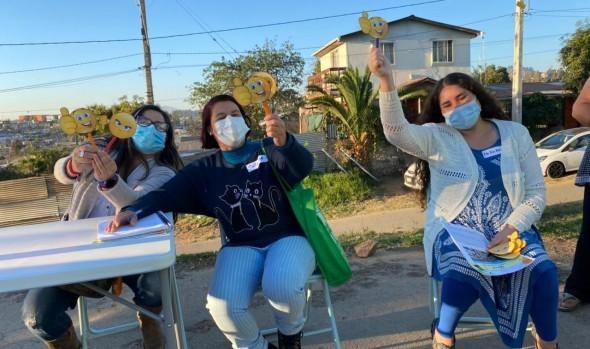"""Vecinos de Glorias Navales por programa 'Quiero mi barrio': """"Queremos que nuestra población salga adelante"""""""