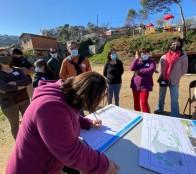 Quiero mi Barrio: Vecinos de Miraflores alto participan en diseño de proyectos para recuperar espacios públicos