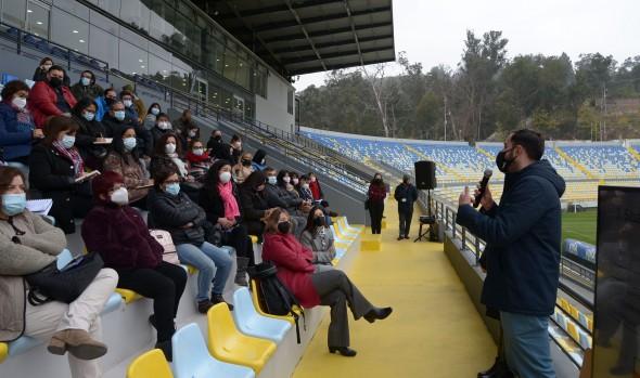 Municipio de Cuidados evalúa junto a comunidad educativa posible retorno presencial a clases en Viña del Mar