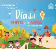 Música, talleres y títeres: las actividades gratuitas que el Municipio de Cuidados de Viña del Mar pone a disposición para el mes del niño y la niña