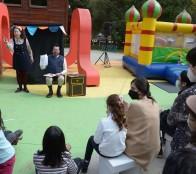 En Museo Artequin, Municipio de Cuidados lanzó programa de actividades del mes del niño y la niña