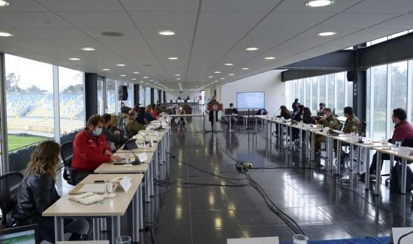 Municipio de Cuidados de Viña del Mar potenciará trabajo de seguridad pública como un derecho humano