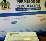 Departamento  de Tránsito de Viña del Mar dispone atención para tramitar 2ª cuota de permiso de circulación