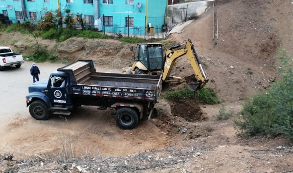 Municipio de Cuidados de Viña del Mar activa plan de contingencia ante anuncio de intenso sistema frontal