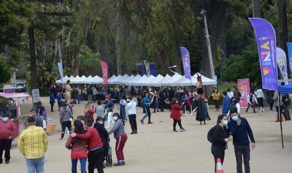 """Encuentro en la Quinta Vergara abrió espacio al diálogo ciudadano a través de """"Viña Constituyente"""""""