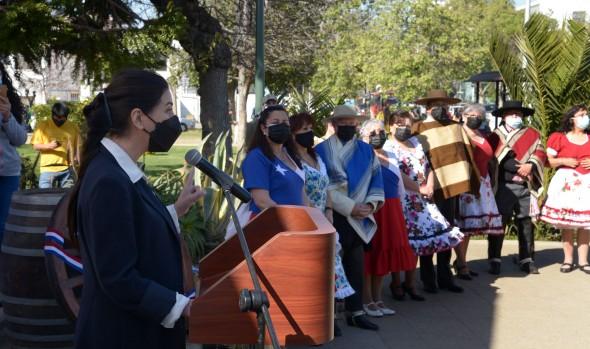 En Viña celebramos este 18: Municipio de Cuidados dio a conocer programa de Fiestas Patrias 2021