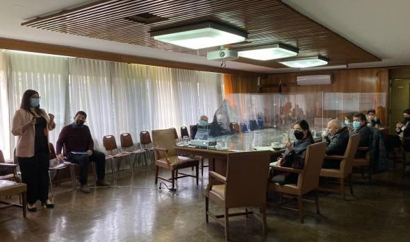 Municipio de Cuidados inició proceso de Certificación Ambiental postergado hace 12 años