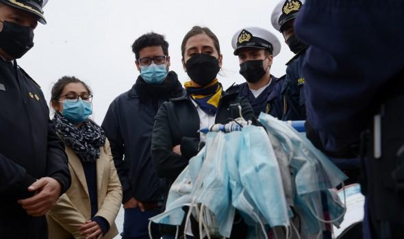 Limpieza de playas: Municipio de Viña del Mar se suma a compromiso para el cuidado de los océanos y costas